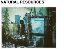 Natural Resources Tapes
